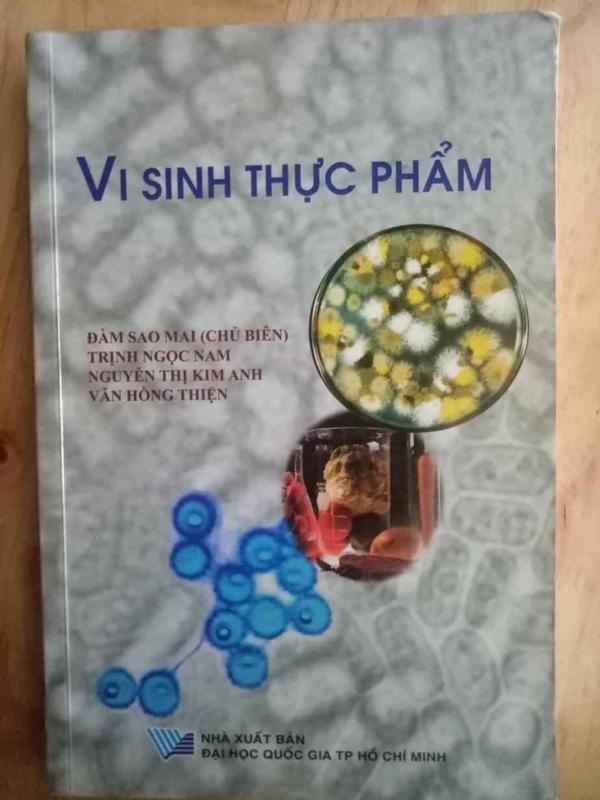 Sách vi sinh thực phẩm