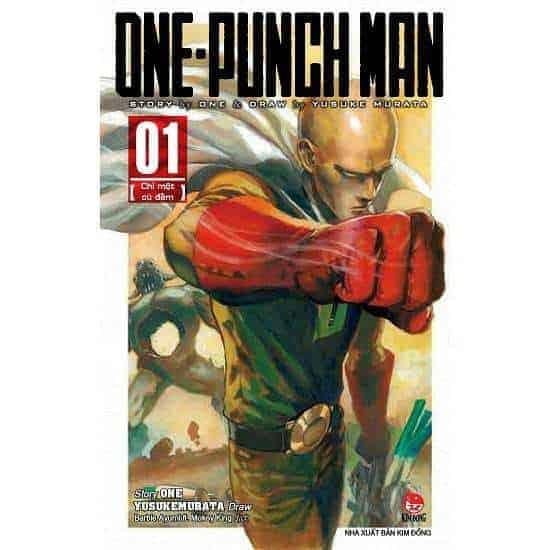 Truyện Onepunch-Man giá rẻ