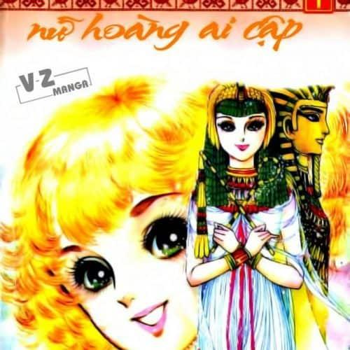 Truyện Nữ hoàng Ai Cập giá rẻ