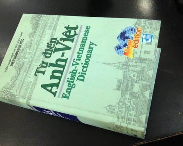 Từ điển Anh-Việt (Viện Ngôn Ngữ học)