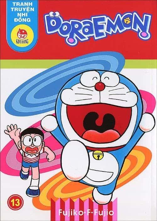 Truyện Doraemon nhi đồng