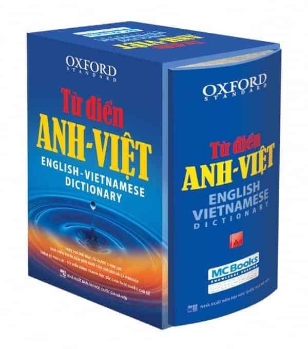 Từ điển Anh-Việt- Nhà xuất bản đại học quốc gia Hà Nội