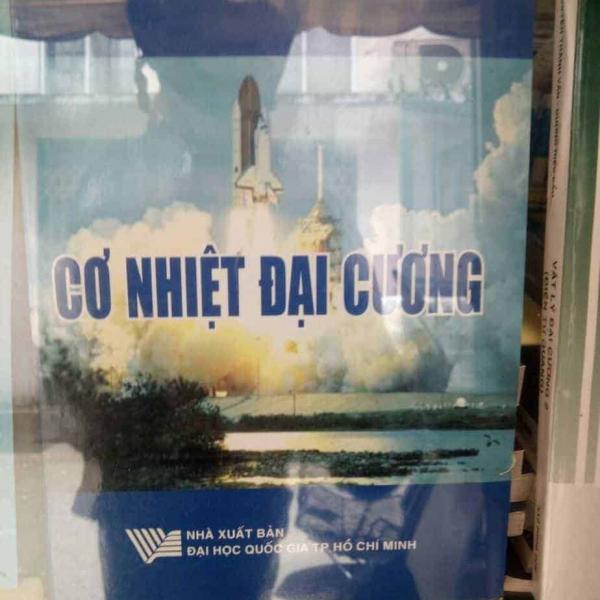 Sách Cơ nhiệt đại cương-NXB ĐHQG-HCM