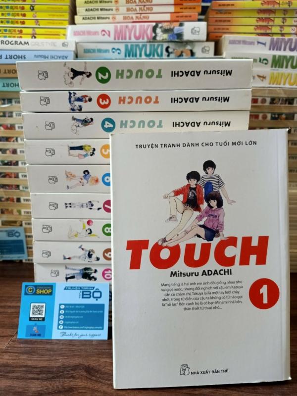 Truyện Touch full bộ giá rẻ