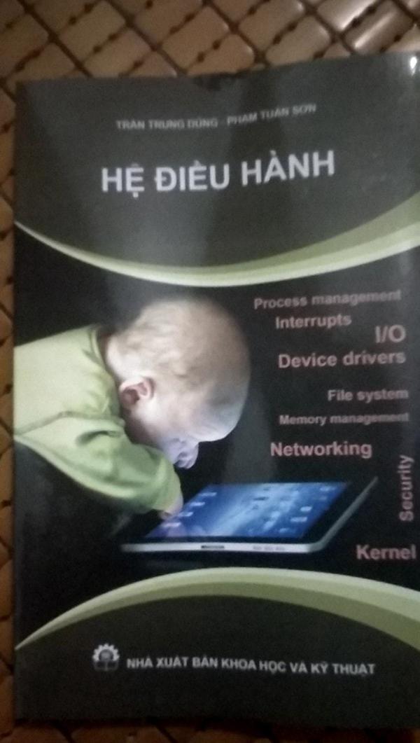 Sách hệ điều hành