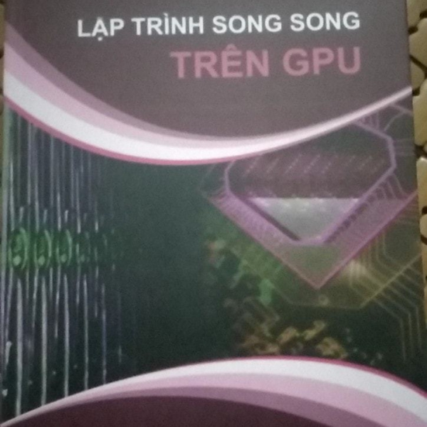 Sách lập trình song song trên GPU
