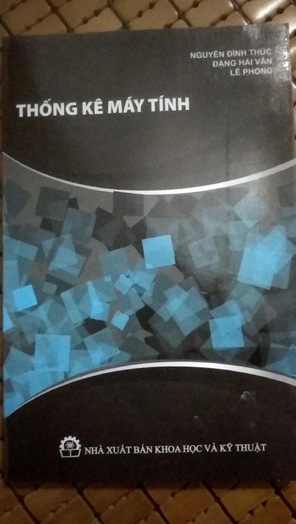 Sách thống kê máy tính