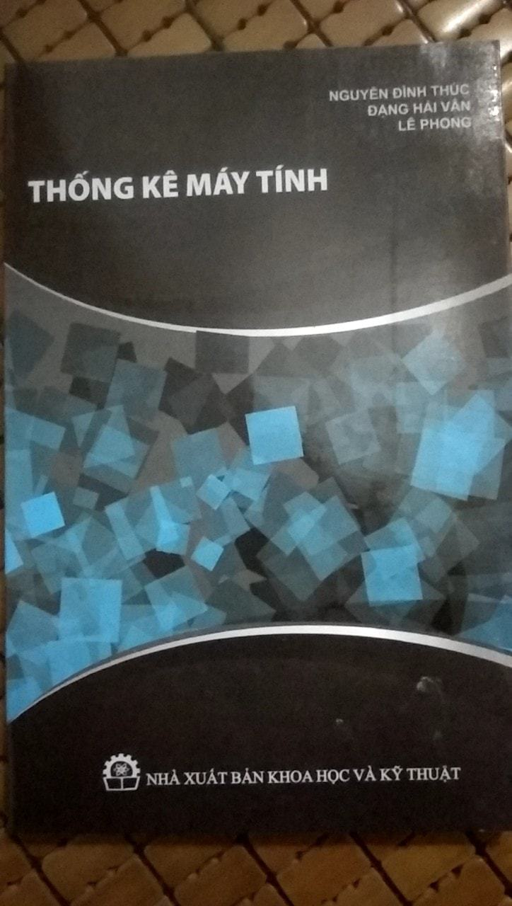 Sách thống kê máy tính – Trường đại học khoa học tự nhiên