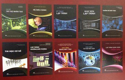 bộ sách công nghệ thông tin