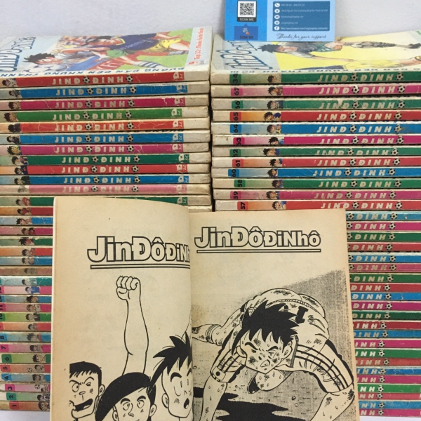 Truyện Jindodinho full bộ giá rẻ
