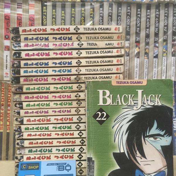 Truyện Black Jack - bộ 22 tập