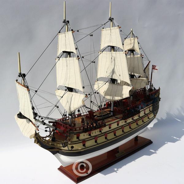 Mô Hình Thuyền Cổ La Licorn 70