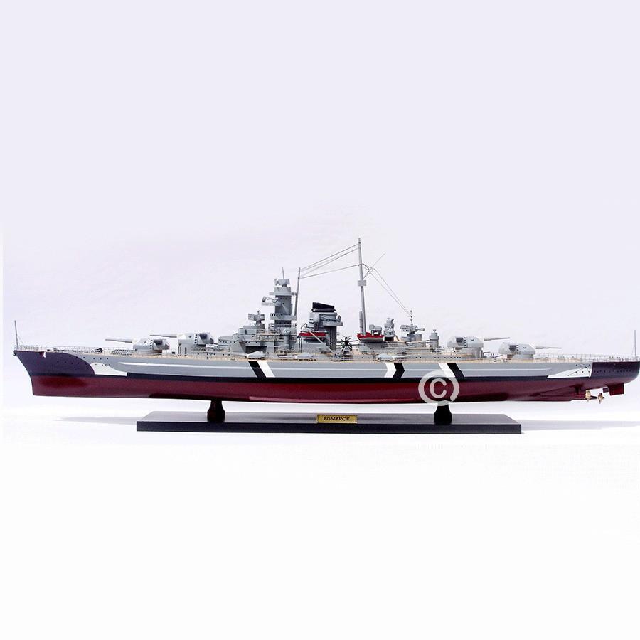 Thuyền chiến BISMARCK