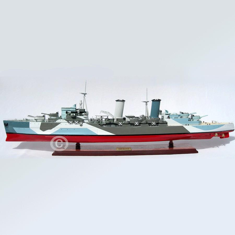 Thuyền chiến HMS Belfast