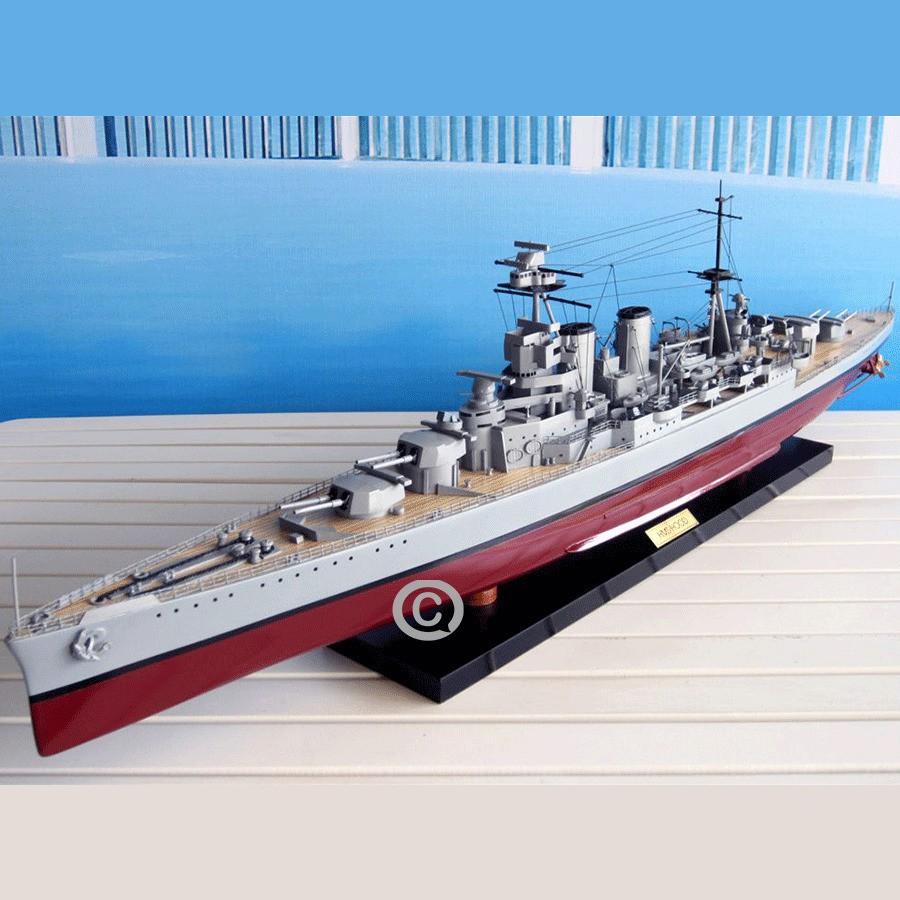 Thuyền chiến HMS HOOD