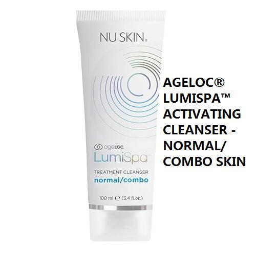 Sữa rửa mặt ageLOC LumiSpa dành cho da thường