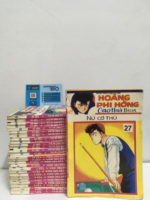 TRUYỆN HOÀNG PHI HỒNG-CAO THỦ BIDA