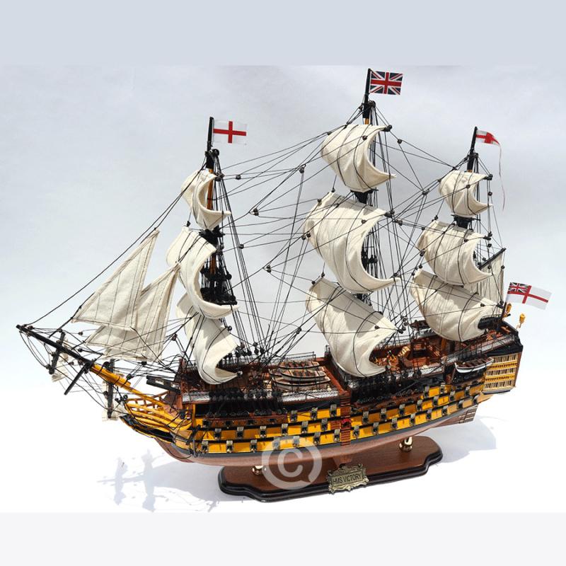 Quà tặng Tân gia-Mô hình thuyền