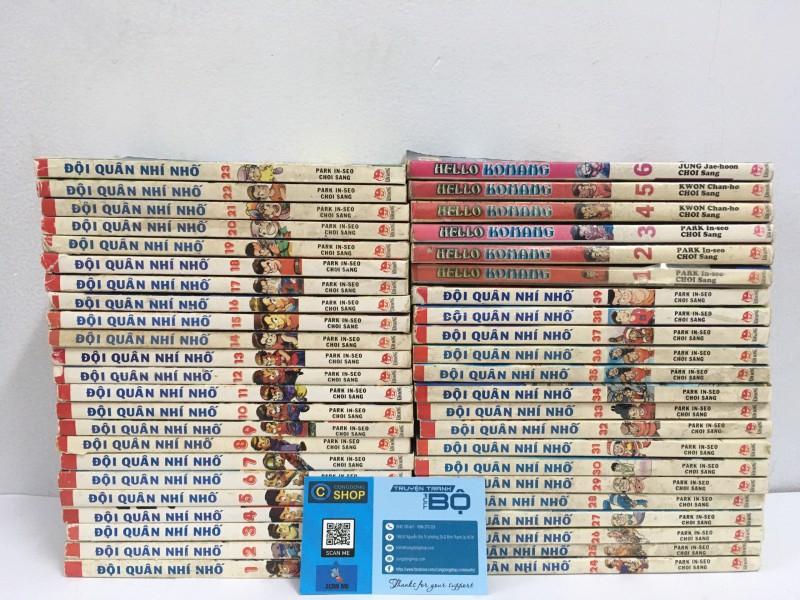 Truyện Đội Quân Nhí Nhố Min 800x600