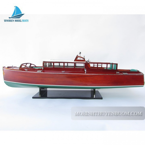 Chris Craft Commuter Cruiser 1929 Min