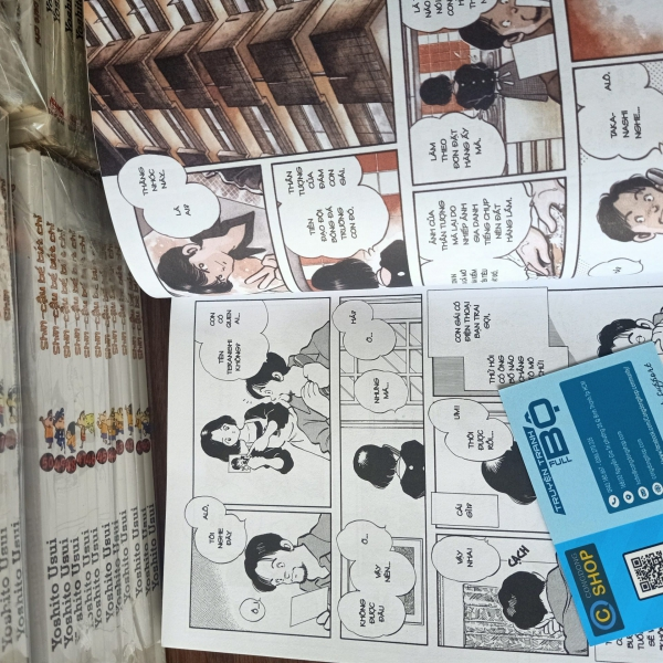 Truyện tranh Jinbe - NXB Trẻ - Adachi Mitsuru