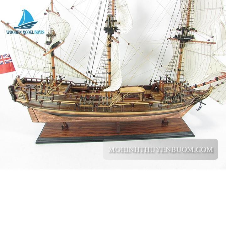 Thuyền Gỗ WHYDAH GALLY