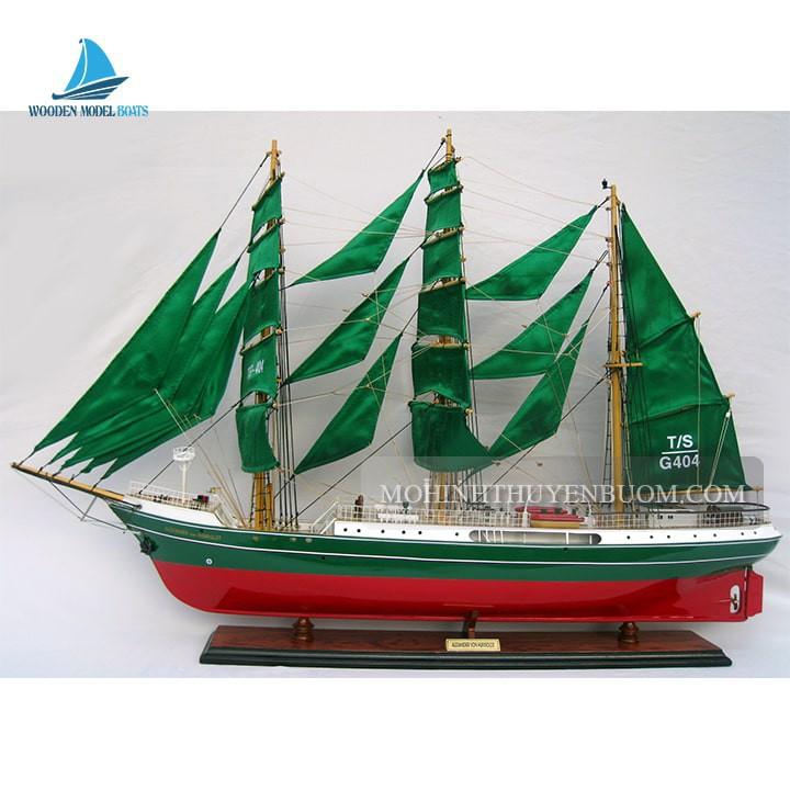 Thuyền Gỗ ALEXANDER VON HUMBOLDT