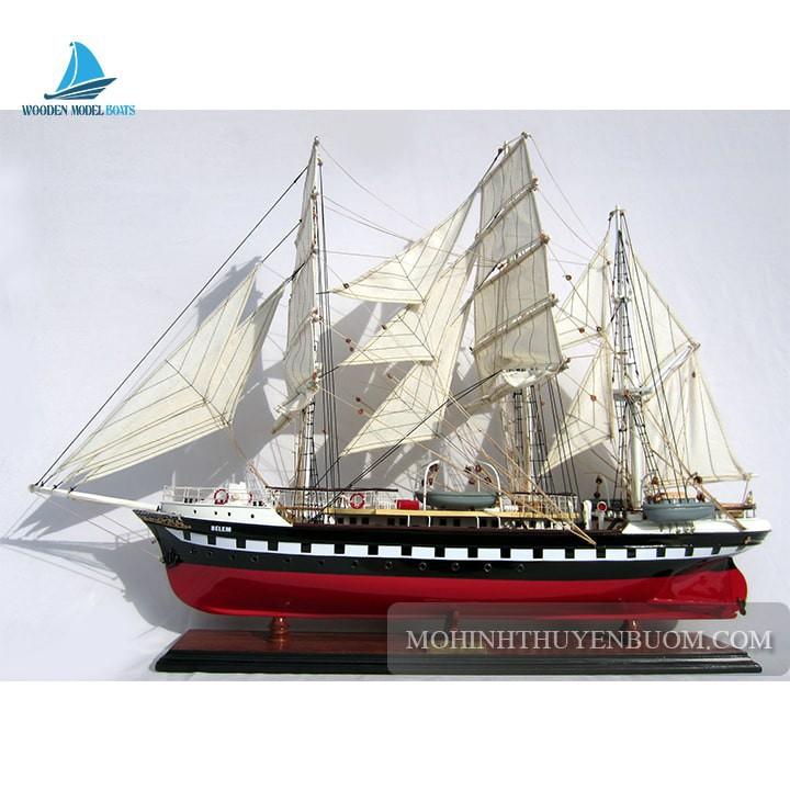 Thuyền gỗ BELEM