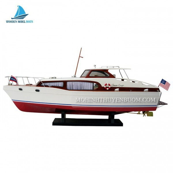 Chris Craft Cabin Cruiser Min