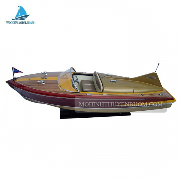 Chris Craft Cobra 1955 1 Min