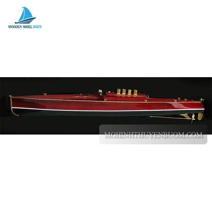 Thuyền Tranh DIXIE II HALF-HULL