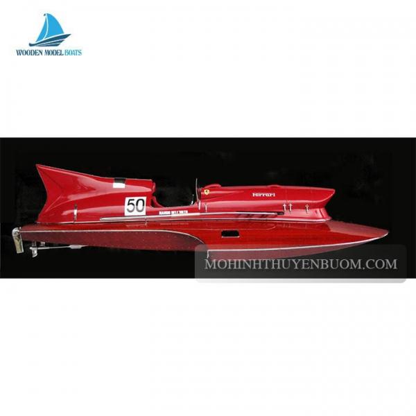 Ferrari Hydroplane Half Hull Min