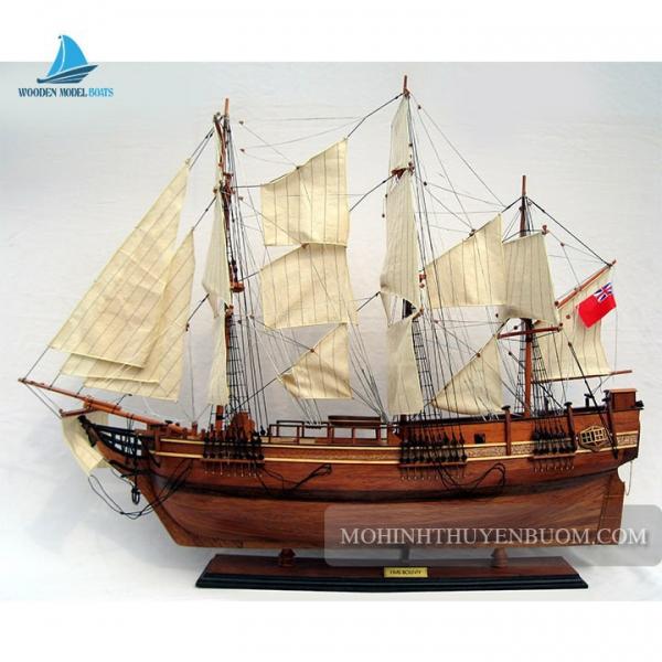 Mô hình thuyền gỗ HMS BOUNTY