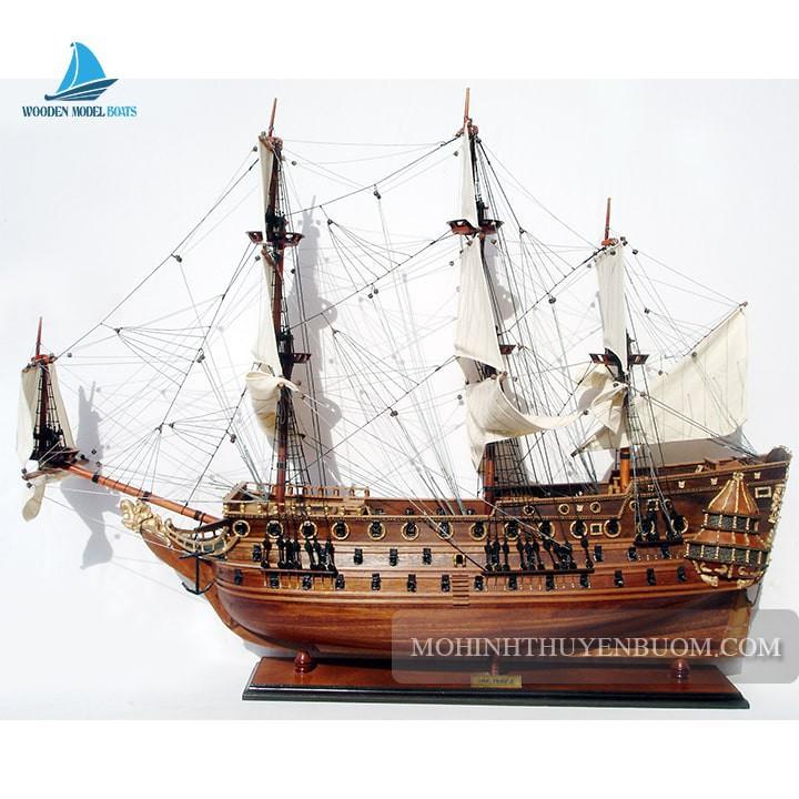 Mô hình thuyền gỗ HMS PRINCE