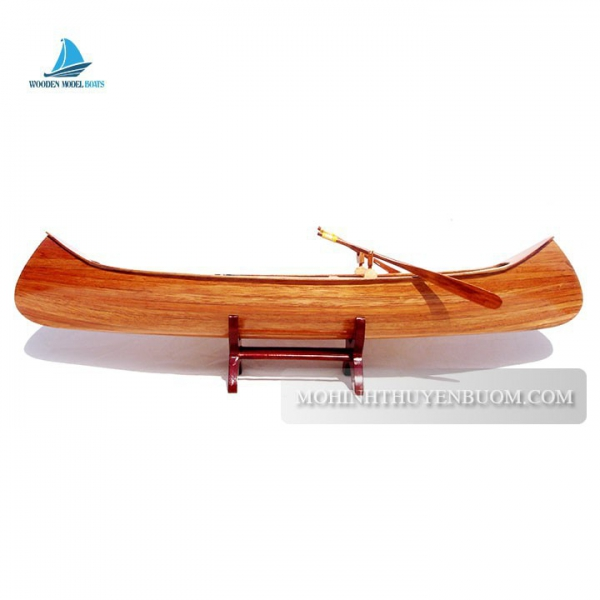 Indian Girl Canoe Min