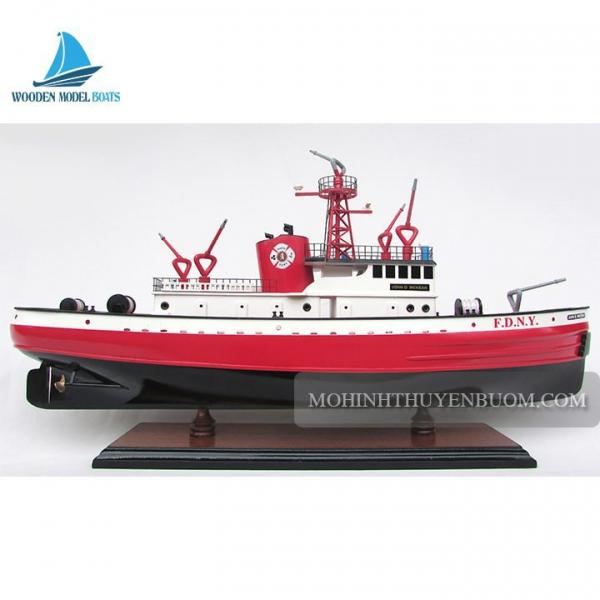 John D Mc Kean Fireboat Min
