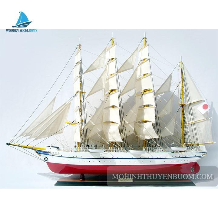 Thuyền gỗ KAIWO MARU II