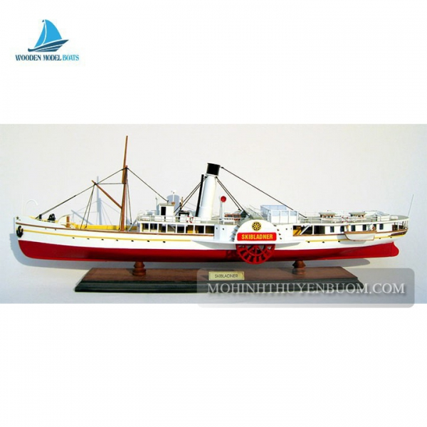 Paddle Steamer Skibladner Min