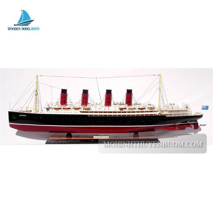 Thuyền Du Lịch RMS LUSITANIA