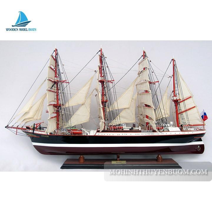 Mô hình Thuyền gỗ SEDOV