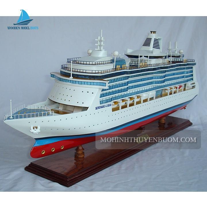 Thuyền Du Lịch SERENADE OF THE SEAS
