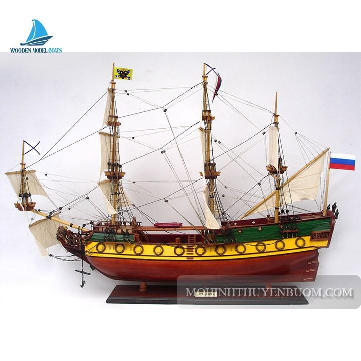Mô hình Thuyền gỗ SHTANDART
