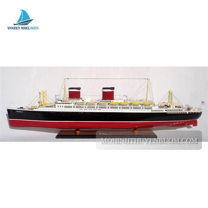 Thuyền Du Lịch SS AMERICA
