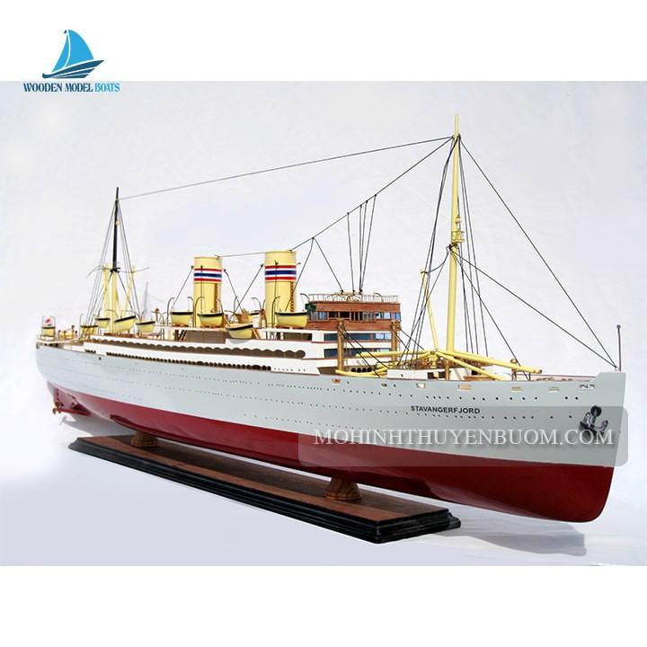 Thuyền Du Lịch SS STAVANGERFJORD
