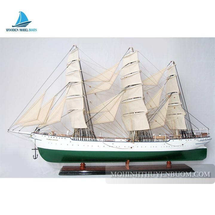 Mô hình Thuyền gỗ SUOMEN JOUTSEN