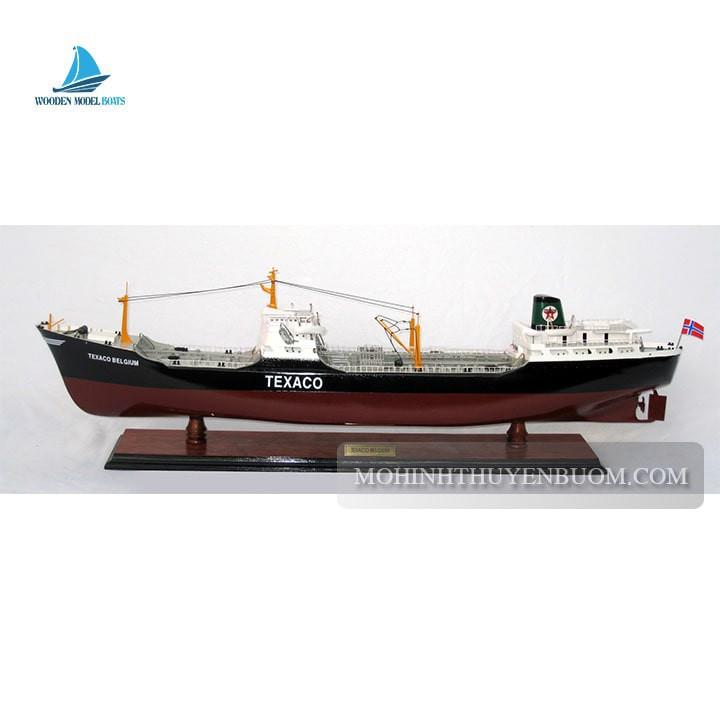 Thuyền thương mại TEXACO BELGIUM
