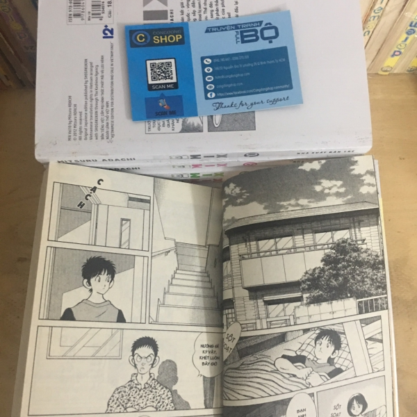 Truyện Mix của Adachi trọn bộ 11 tập