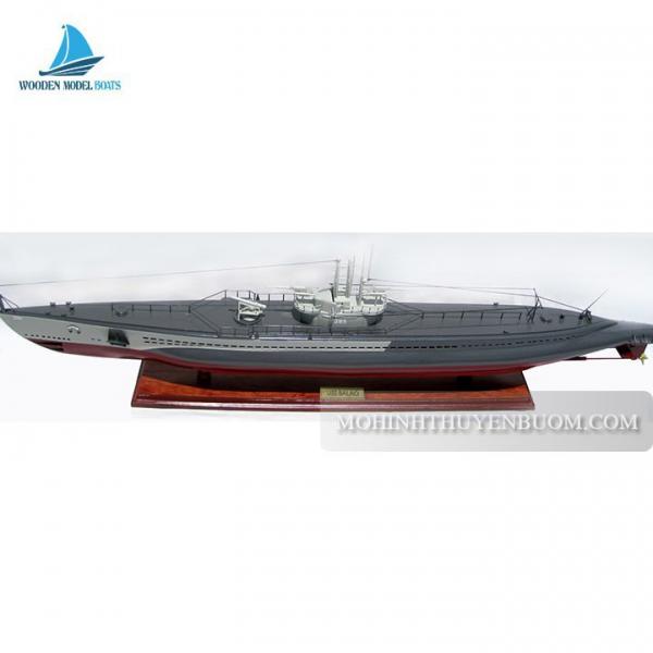 Uss Balao Submarine Min