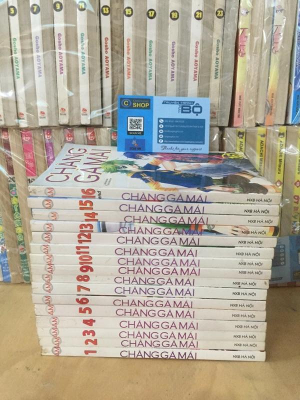 Truyện Chàng gà mái Han Yu Rang Full bộ