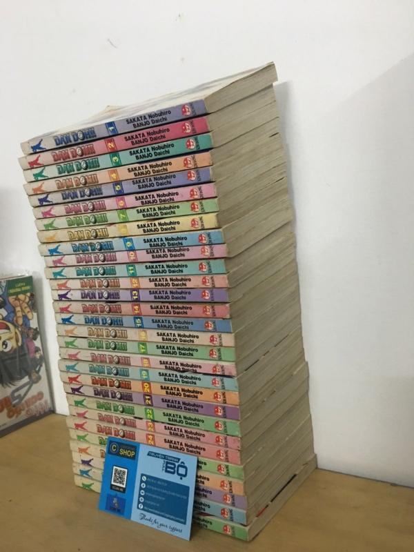 Truyện Hoàng Tử Dan Doh!!! Full Bộ Giá rẻ